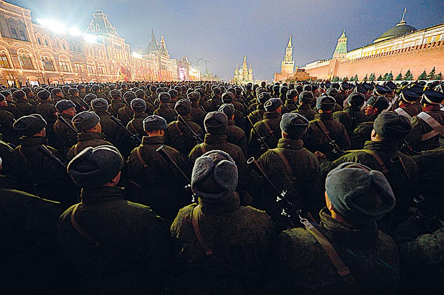 الإصلاح العسكري الروسي: البداية ومآلات النهاية 135_5