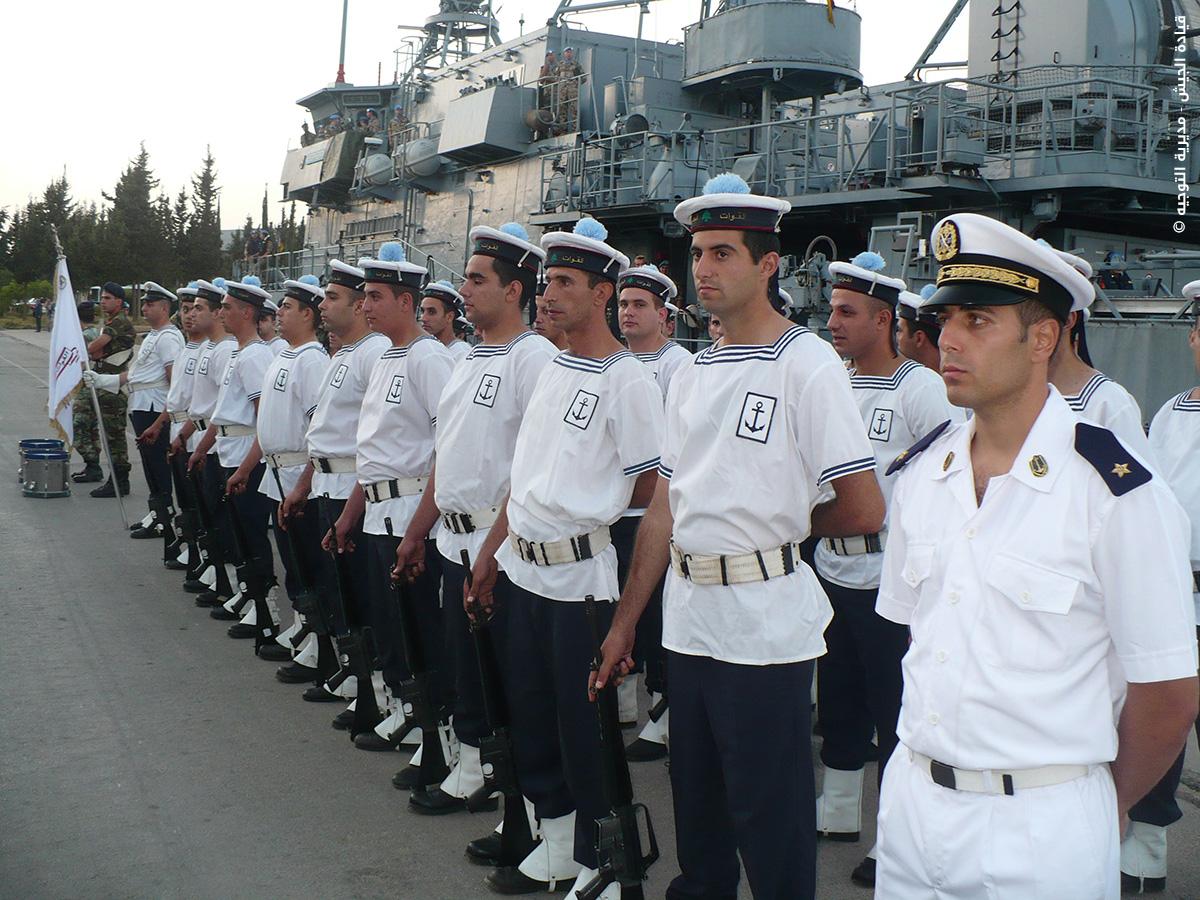القوات البحريه اللبنانيه P1020397
