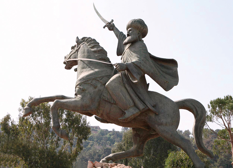 Image result for الأمير فخر ألدين