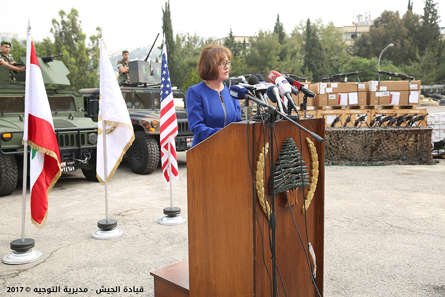 اسلحة اميركية متوسطة للجيش اللبناني  050520171435-1