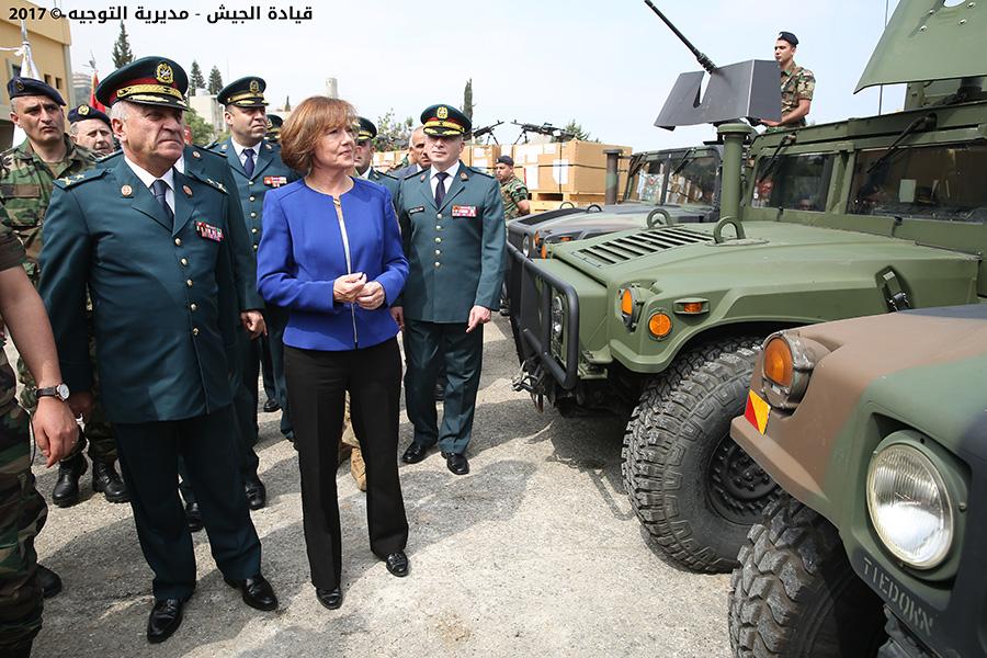 اسلحة اميركية متوسطة للجيش اللبناني  050520171435-4