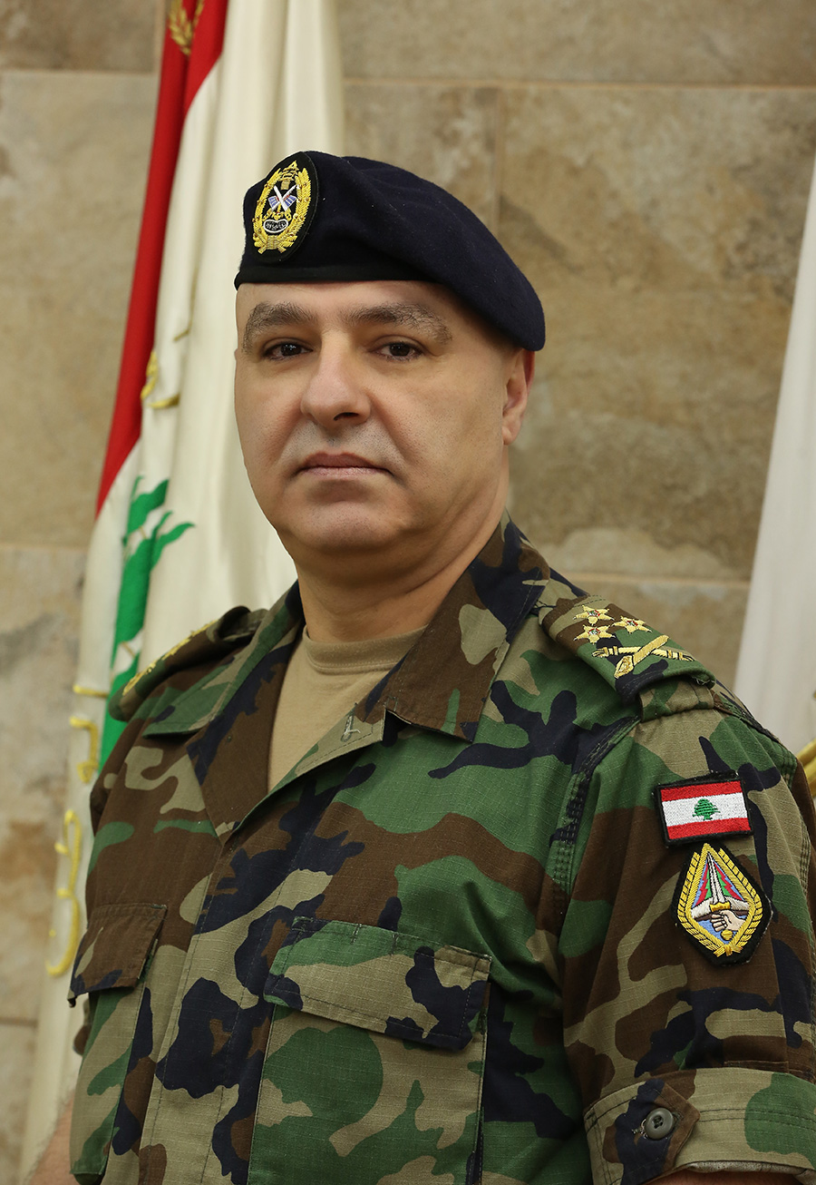 Army Commander Official Website Of The Lebanese Army